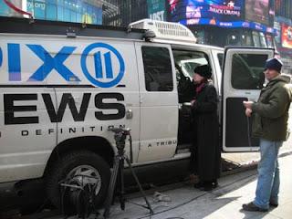 PIX 11 Live Truck