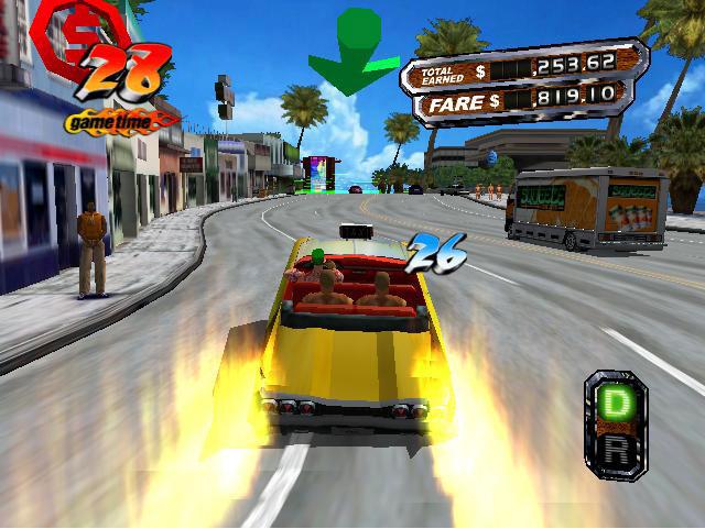 Скачать игру такси 3 на компьютер