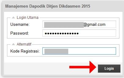 Cara Download Data Calon Peserta UN/US 2016 dan Berita Acara Serah Terima Pendaftaran Calon Peserta Ujian Nasional di Web Manajemen UN Kemdikbud