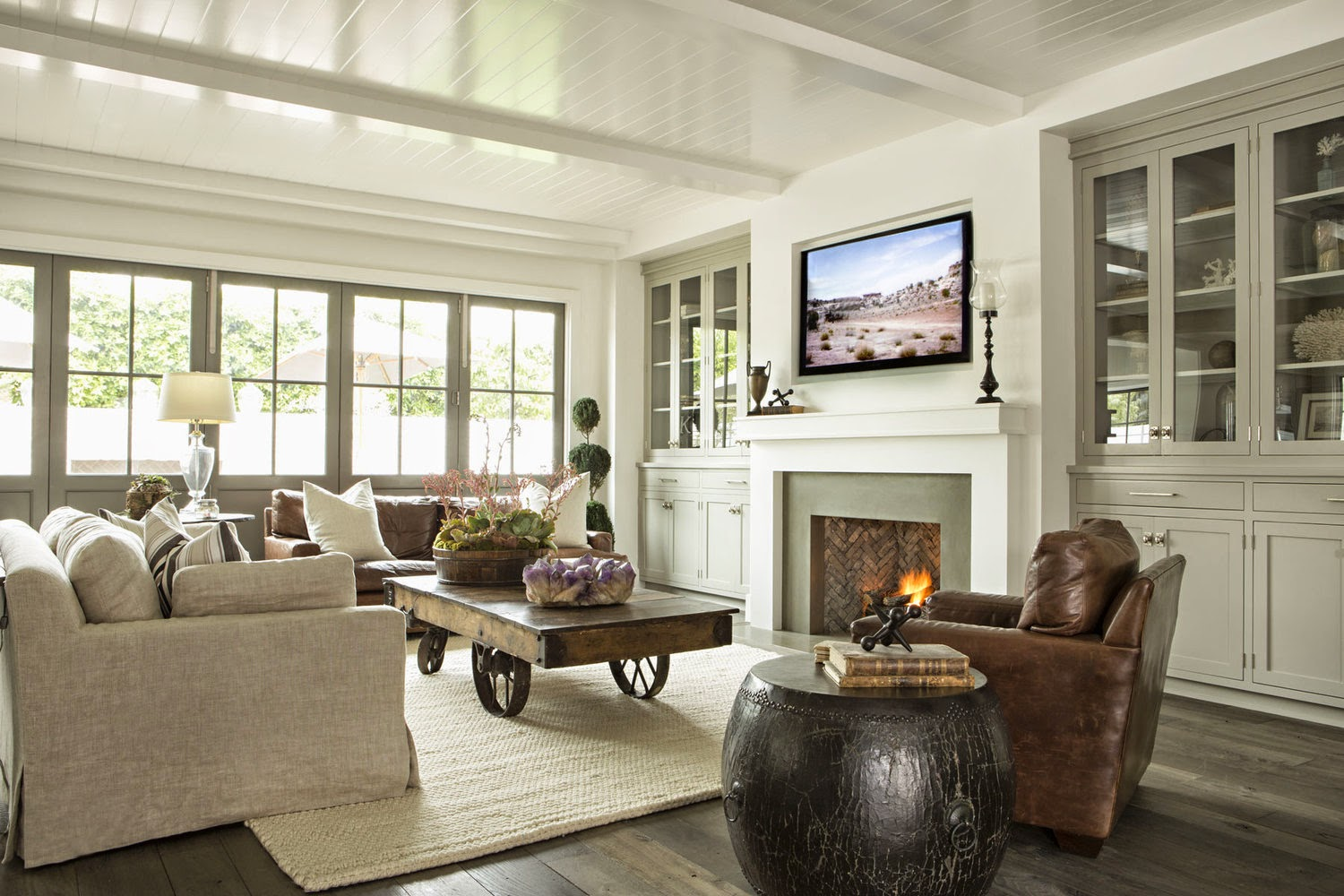 Ciao Newport Beach A Coastal California Farmhouse