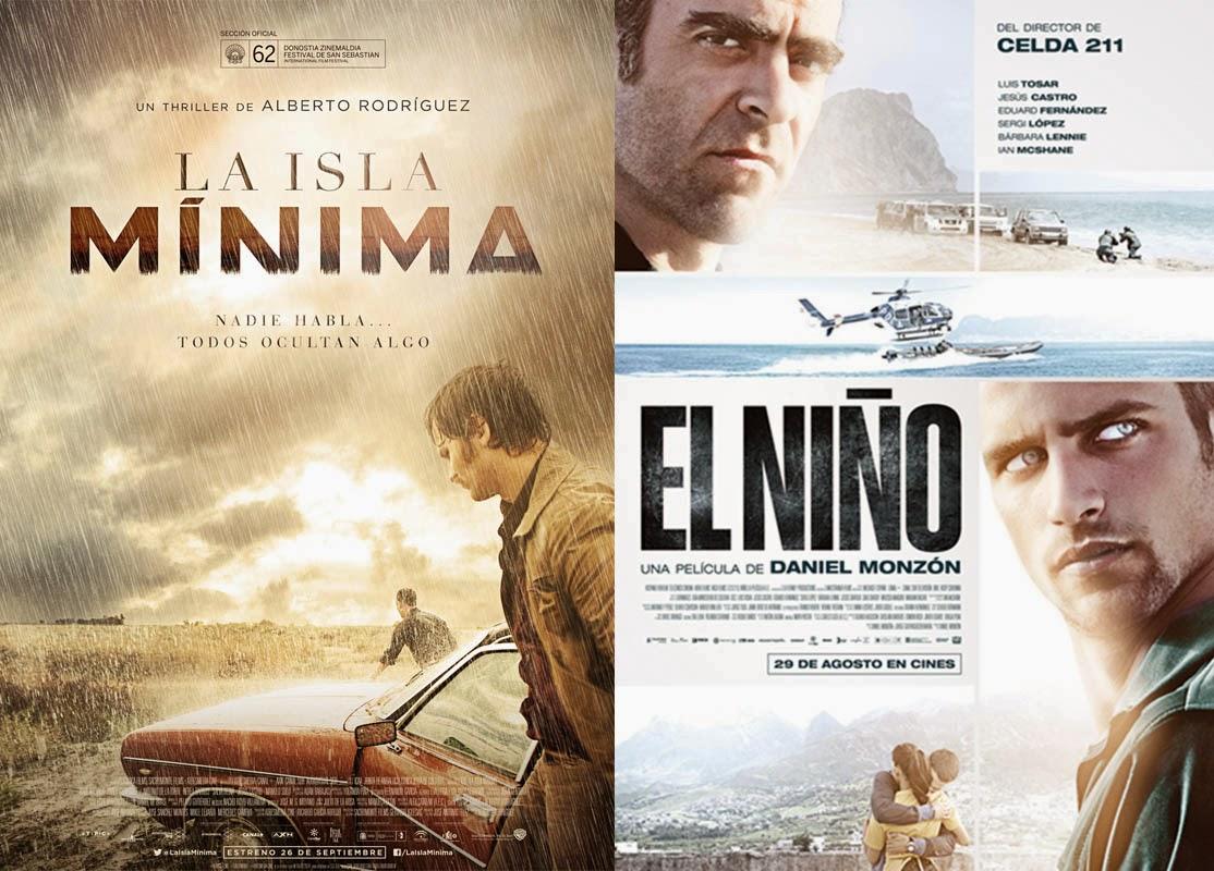 La isla mínima y El niño, las más nominadas en los Premios Goyas