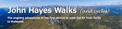 John Hayes Walks