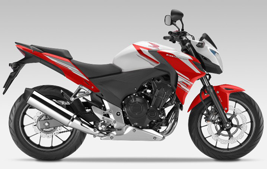 Specifications and Price Honda CB500F