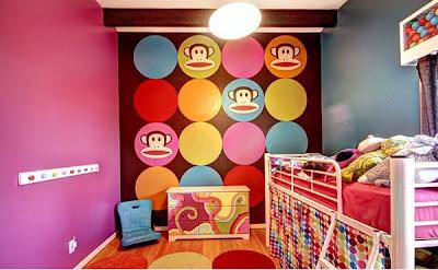 dekorasi dan asesoris rumah warna warni koleksi gambar