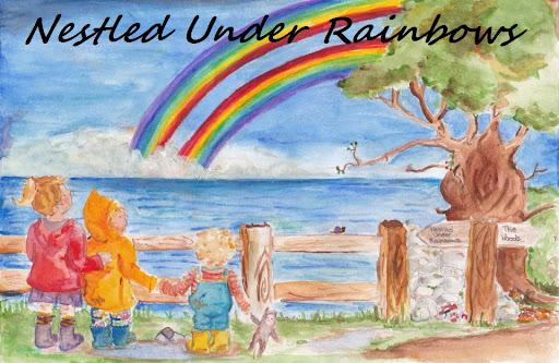 Nestled Under Rainbows