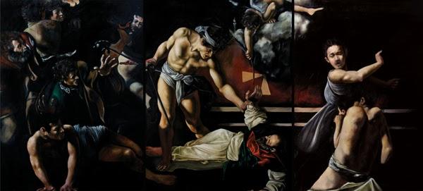 Gotta Sing Gotta Pray: Pope Francis and Caravaggio
