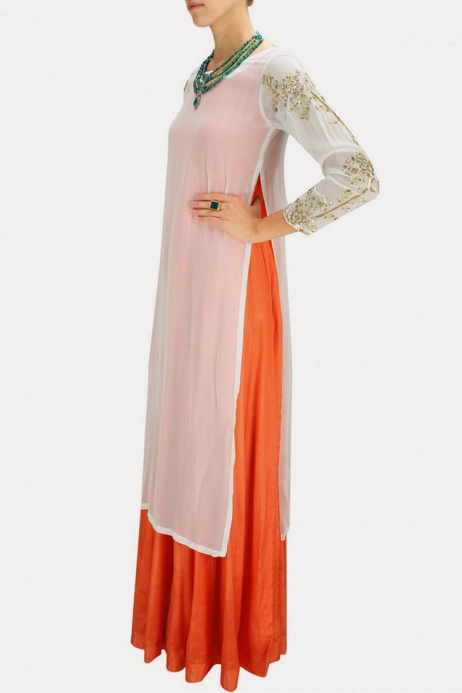 A royal new collection by prathyusha garimella pakistani for Floor length kurti