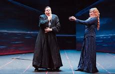 Elisabete Matos en Tristan e Isolda en el Campoamor de Oviedo
