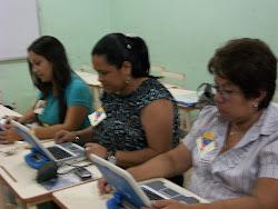 """Adiestramiento al Personal Docente de la E.P.B. """"Lucrecia García"""" sobre Proyecto Canaima"""