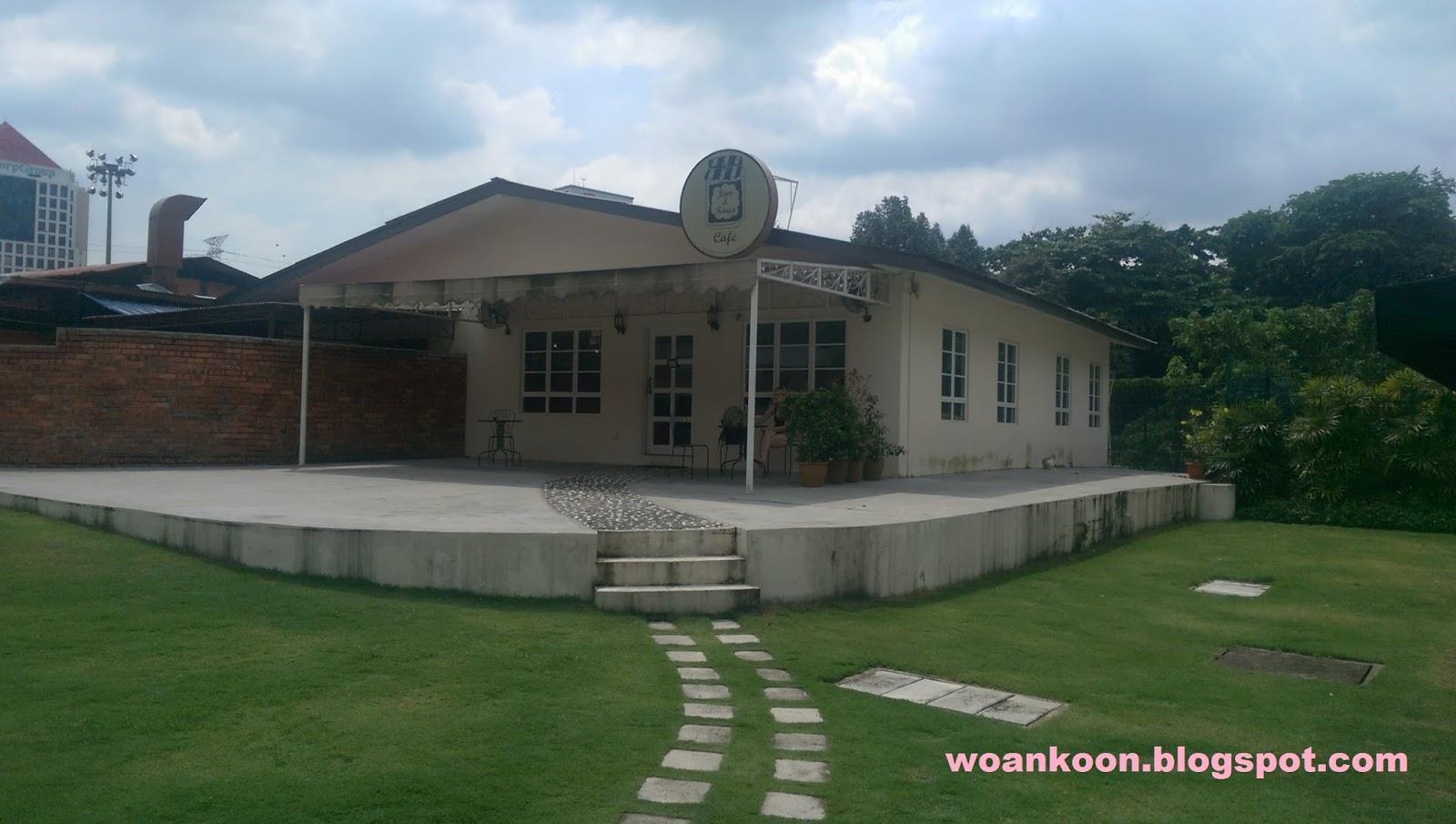 Jam Kaya Cafe Pj Palms Sports Centre Woan Koon Colourful Life