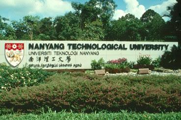 Beasiswa Riset NTU Singapura 2012