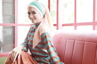Foto Hijab Gaul Citra Kirana