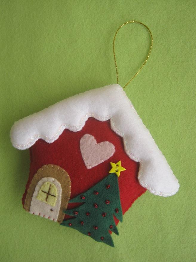Artesanato Tecido Franzido ~ Arte e Mimos Artesanato em feltro Apostila de Natal 2011!