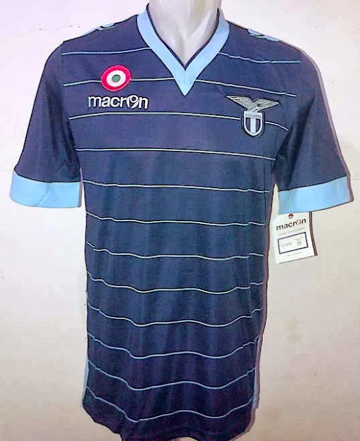 Lazio Jersey Away