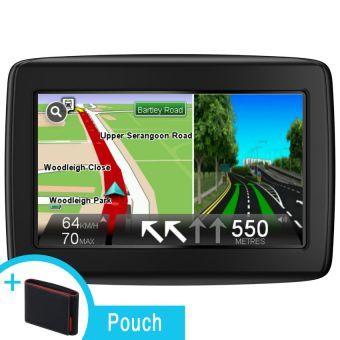 GPS Navigation TomTom VIA 220 - 4.3