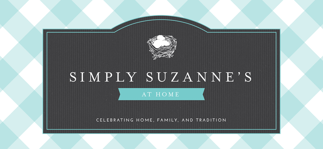 Simply Suzanne's AT HOME