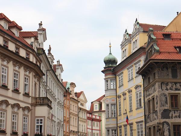 Prague, Czech Republic | Interrail