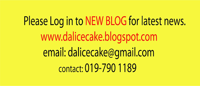 Home Made Alice Cookies  Bakery at Penang