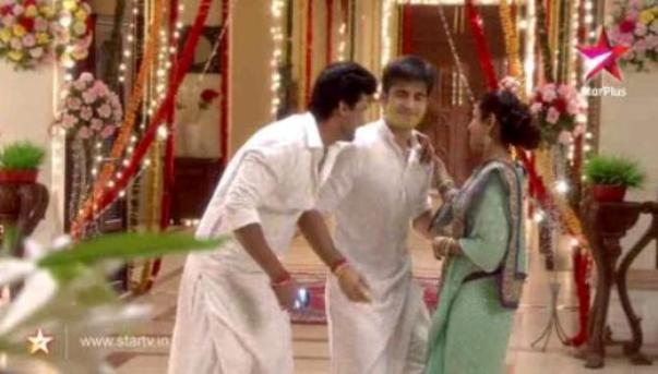 Viren S Haldi And Jeevika S Chuda Ceremony