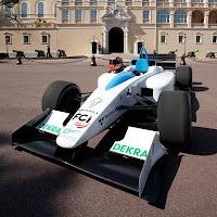 Formulec EF 01 Prototype 2012 Front Side