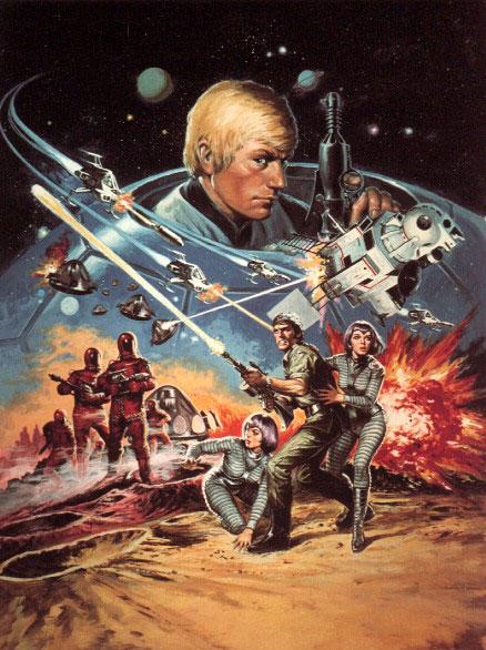 Ufo 1970 movie poster art