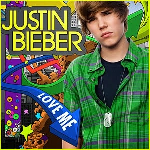 love me justin bieber lyrics