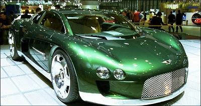 Bentley Hunaudieres Concept Wallpaper