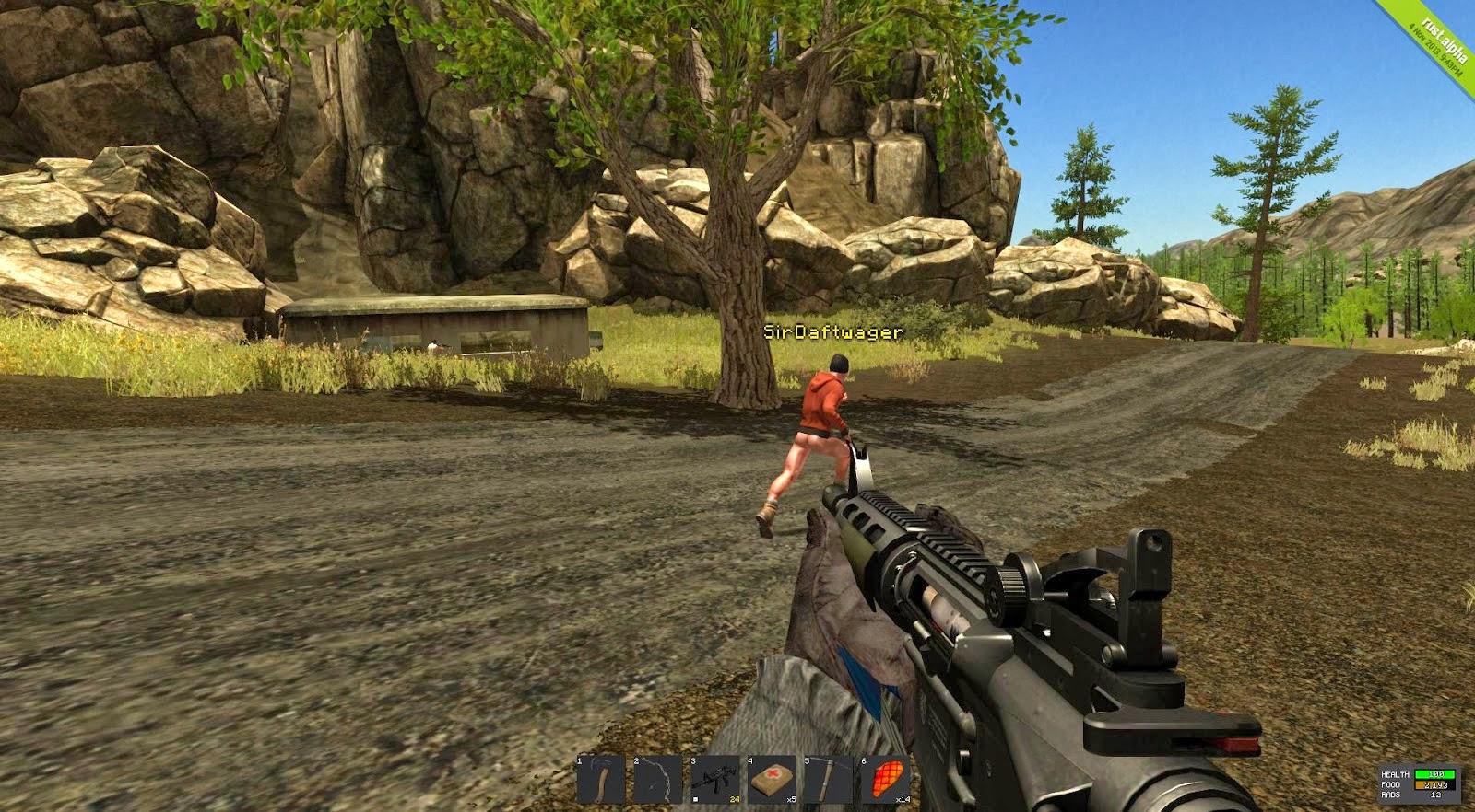Descargar rust game download