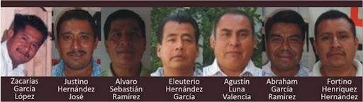 La voz de los Zapotecos Xiches en Prisión