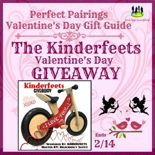 Kinderfeets Valentines Day