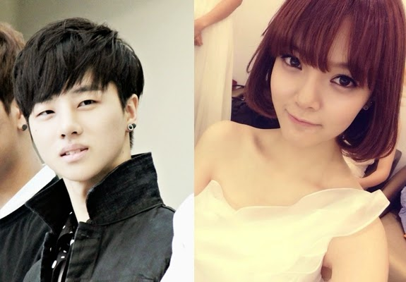Bukti Terbaru Jimin Aoa Dan Jinhwan Ikon Sedang Pacaran Kpop