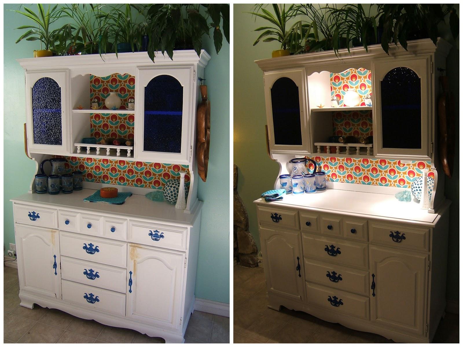 Kitchen Hutches Luxurious White Kitchen Hutch Kitchens Decor My