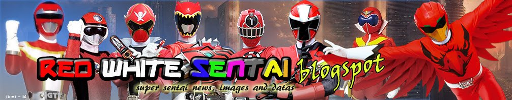 Red and White Sentai