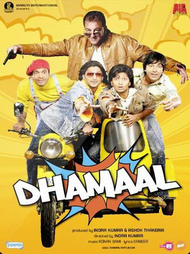 Dhamaal (2007) Movie Poster