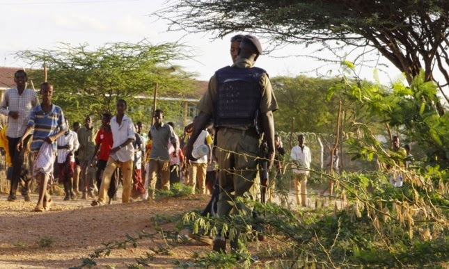 Kenya launches air strikes against al-Shabaab camps in Somalia