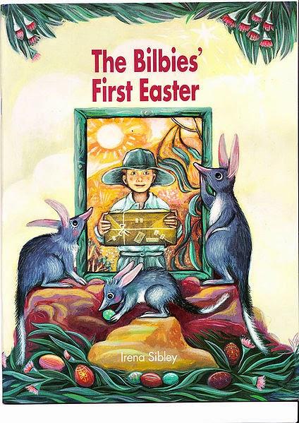 bilby book activities bilbies first easter