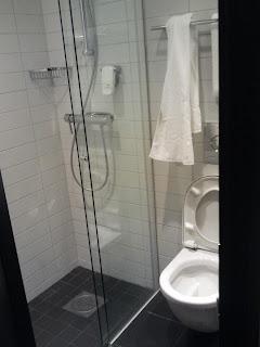 Room from Comfort Inn Stockholm