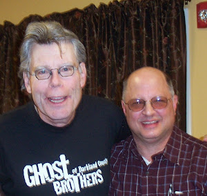 Stephen King and I, December 2011