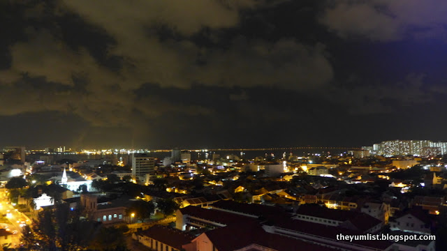 Three Sixty Sky Bar, Rooftop of Bayview Hotel, Georgetown