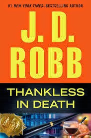 Bea, Review, Thankless in Death, J.D. Robb