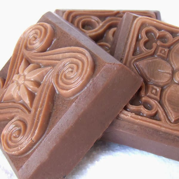 Chocolate Hazelnut Soap