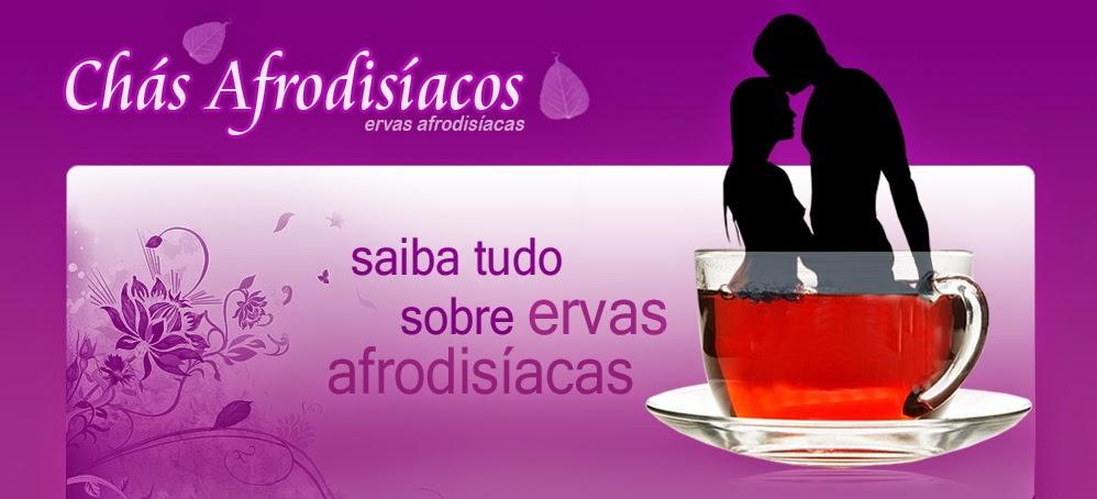 Ervas Afrodisíacas