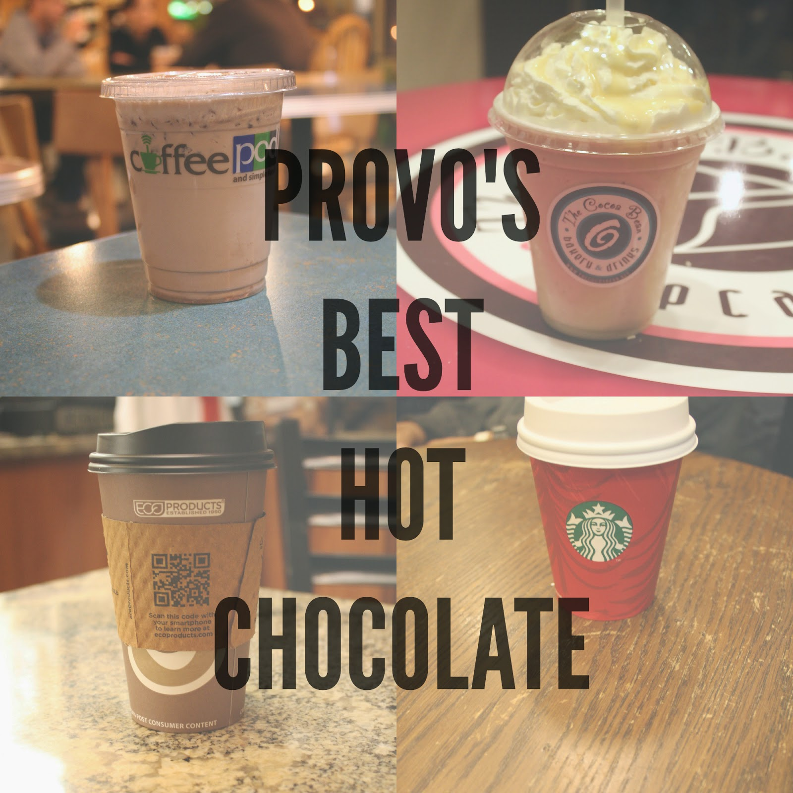 pocket of blossoms: provo's best hot chocolate