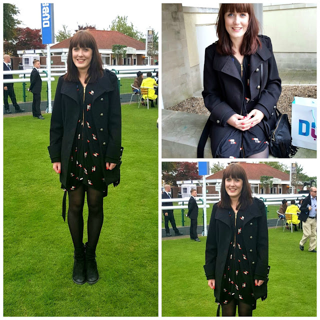 Outfit Of The Day at The Races