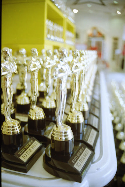 Universal Studios SIngapore trophy