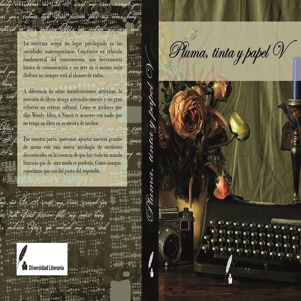 """Mi microrrelato, """"LOS HACES DEL AMOR"""", está en él (lo puedes leer en el 30 de octubre de 2016)."""