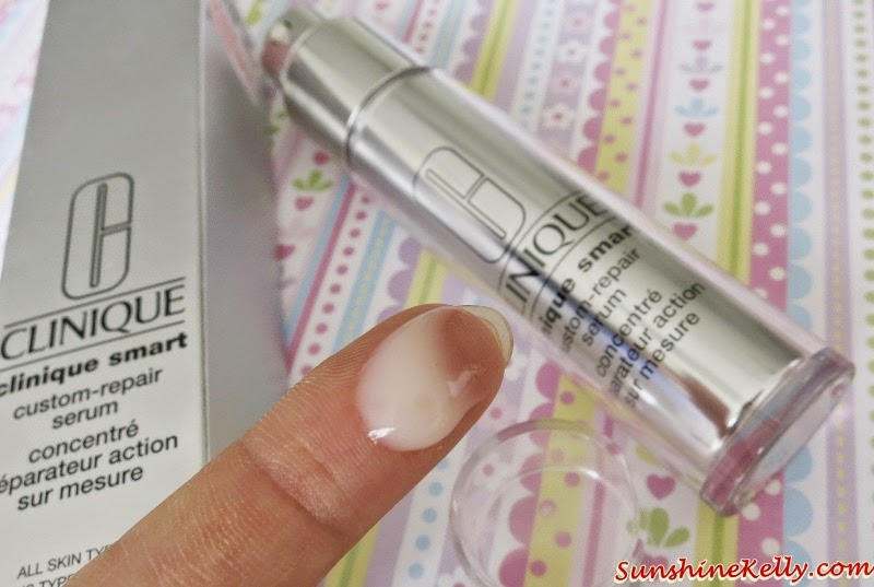 Clinique Smart Custom-Repair Serum Review, Clinique, Beauty Review, Product Review