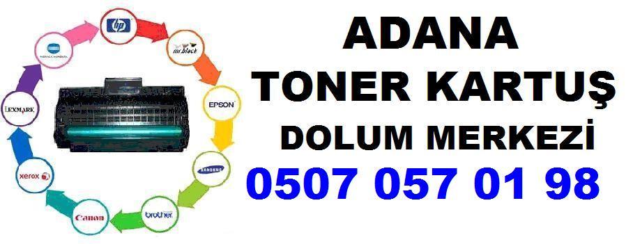 Adana Toner Dolum Merkezi Kartuş Dolumu Merkezleri Hp Canon Samsung Brother Epson Xerox Lexmark