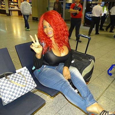 Cossy Orjiakor Nollywood actress