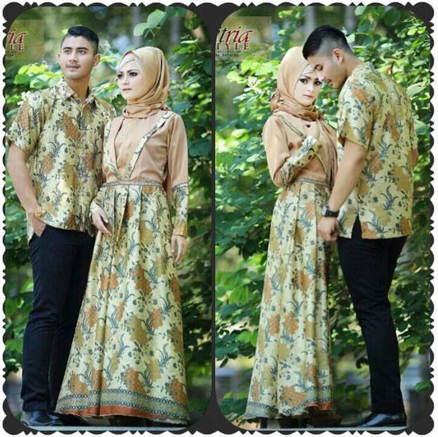 Contoh Foto Baju Muslim Modern Terbaru 2016 10 Model Baju